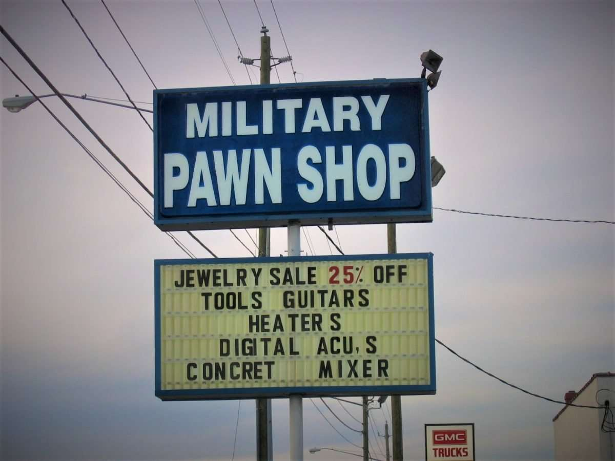 Military Pawn Shop Fayetteville, NC 2006
